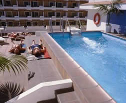 Gay friendly Park Plaza Apartments, Tenerife
