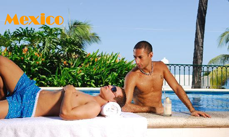 Mexico Exclusively gay and gay friendly hotel and accommodation booking