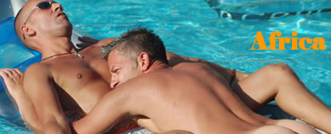 Africa's Exclusively gay and gay friendly hotel and accommodation booking