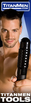 Titan Men Lubes and Gay Tools