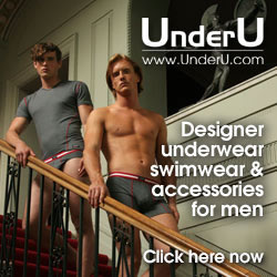 Sexy men's swimwear and underwear at UnderU