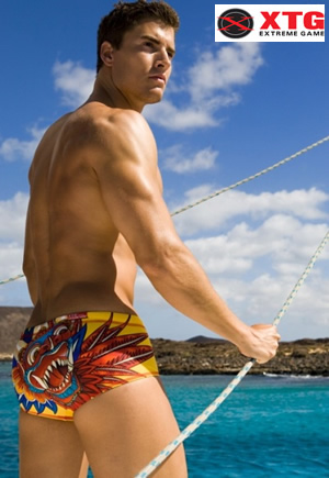 Shop sexy mens swimwear at Manhood Undies