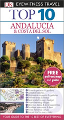 Andalucia & Costa Del Sol - DK Eyewitness Top 10 Travel Guide